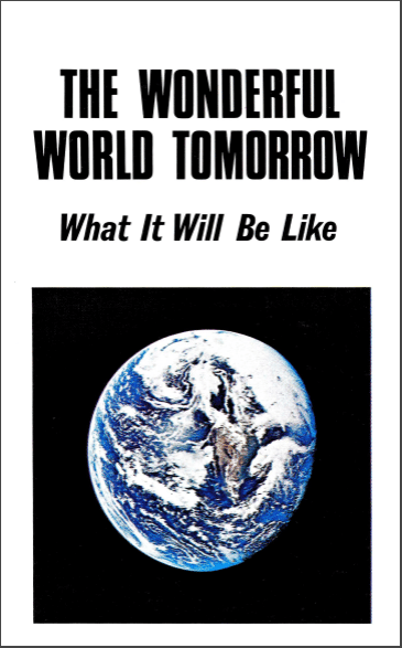 The Wonderful World Tomorrow
