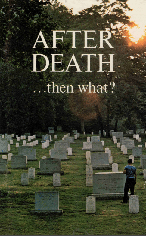 After Death...then what?