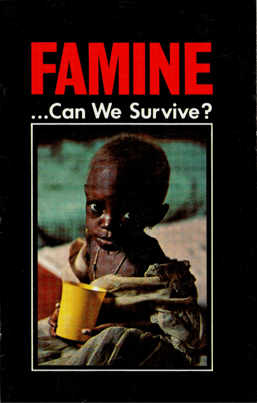 Famine Can We Survive?