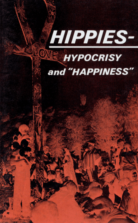 """Hippies - Hypocrisy and """"Happiness"""""""