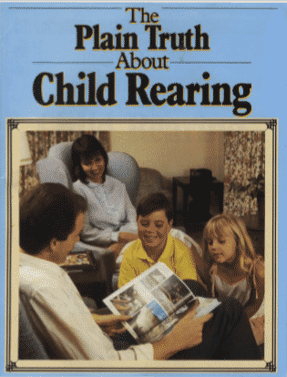 The Plain Truth about Childrearing
