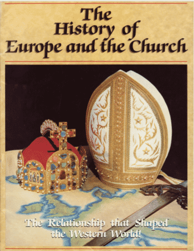 The History of Europe and the Church