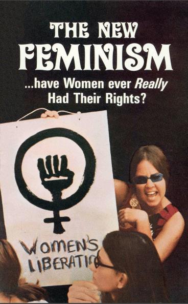 The New Feminism