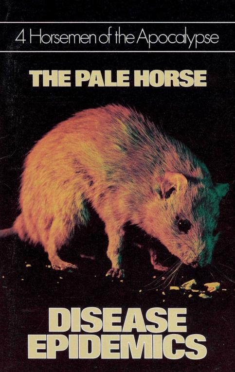 4 Horsemen of the Apocalypse - The Pale Horse - DISEASE EPIDEMICS
