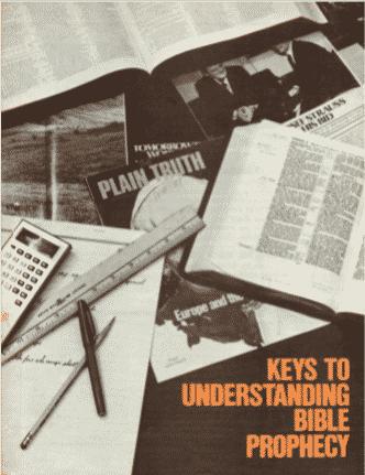 Keys to Understanding Bible Prophecy
