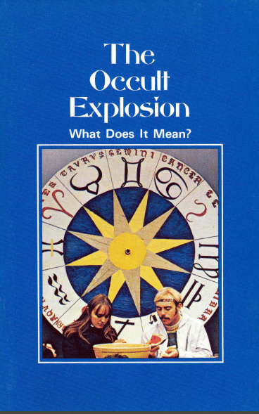 The Occult Explosion What does it mean?