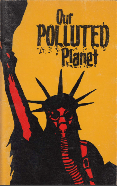 Our Polluted Planet
