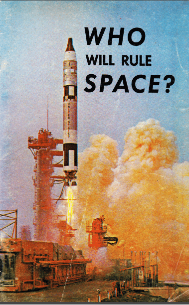 Who Will Rule Space?