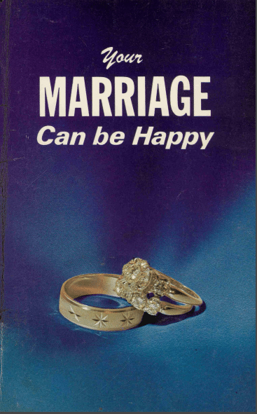Your Marriage Can be Happy